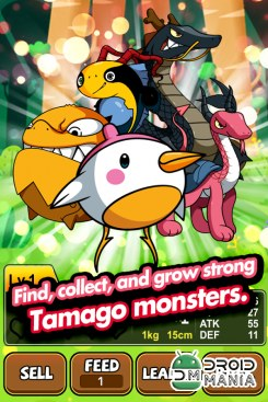 Скриншот TAMAGO Monsters Returns №4