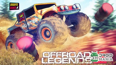 Скриншот Offroad Legends 2 №1