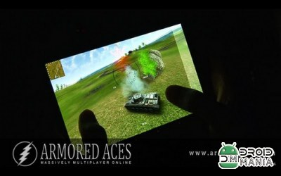 Скриншот Armored Aces - 3D Tank Battles / Armored Aces - 3D танки онлайн №4