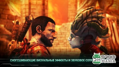 Скриншот Godfire: Rise of Prometheus №4