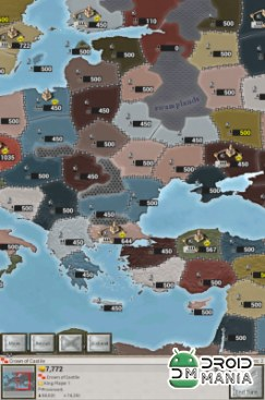 Скриншот Age of Conquest: Europe №4
