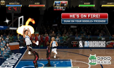 Скриншот NBA JAM by EA SPORTS №4