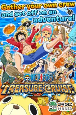 Скриншот ONE PIECE TREASURE CRUISE №4