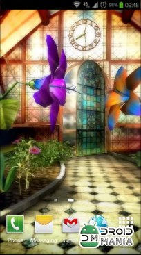 Скриншот Magic Greenhouse 3D Pro LWP №4