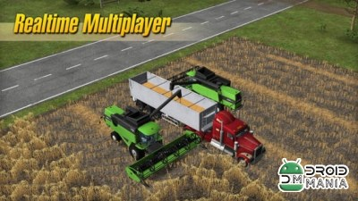 Скриншот Farming Simulator 14 №4