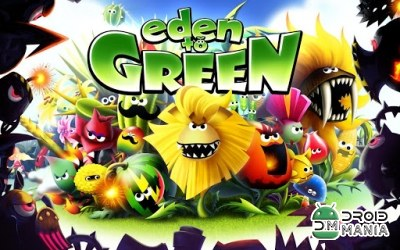 Скриншот Eden to Green №1