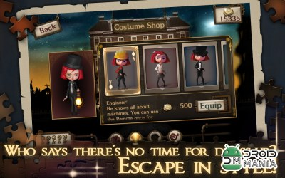 Скриншот The Mansion: A Puzzle of Rooms №4
