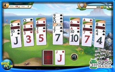 Скриншот Fairway Solitaire (Full) №4