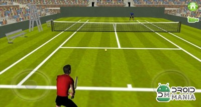Скриншот First Person Tennis №4