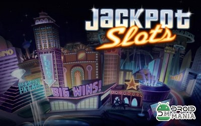 Скриншот Jackpot Slots - Slot Machines №1