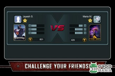 Скриншот Real Steel Friends №4