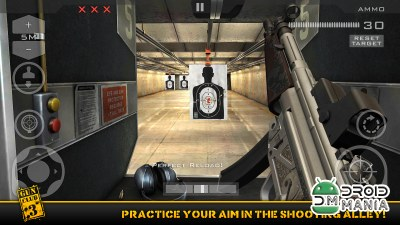 Скриншот Gun Club 3: Virtual Weapon Sim №4