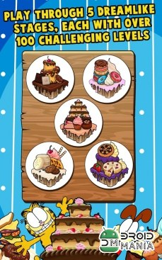 Скриншот Garfield's Puzzle Buffet №4