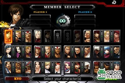 Скриншот THE KING OF FIGHTERS-A 2012 №4