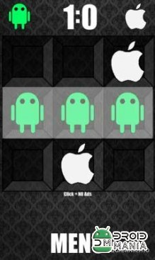 Скриншот TicTacToe: Android Vs Iphone №4