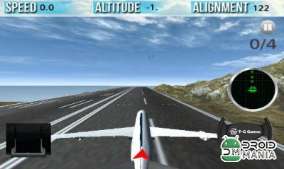 Скриншот Flight Simulator 3D №3