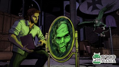 Скриншот The Wolf Among Us №1