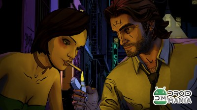 Скриншот The Wolf Among Us №3