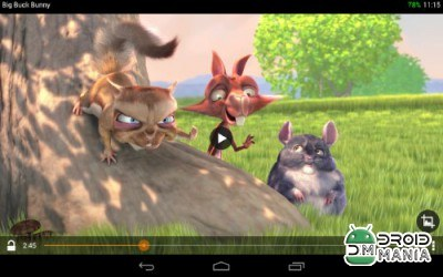 Скриншот VLC for Android №3