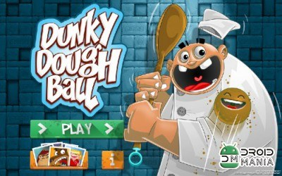 Скриншот Dunky Dough Ball №3