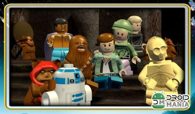 Скриншот LEGO Star WarsTM: The Complete Saga №4