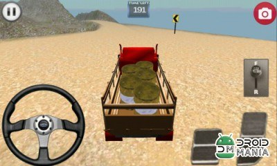 Скриншот Truck Speed Driving 3D №1