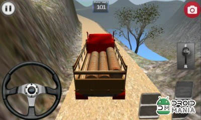 Скриншот Truck Speed Driving 3D №3