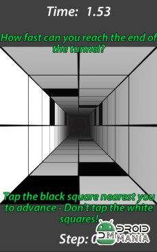 Скриншот Don't tap on the White Tile 3D №2