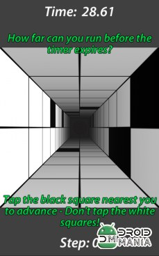 Скриншот Don't tap on the White Tile 3D №4