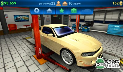 Скриншот Car Mechanic Simulator 2014 №1