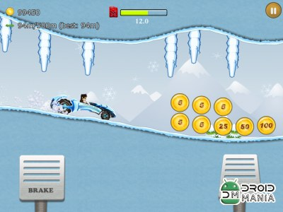 Скриншот Up Hill Racing: Hill Climb №3