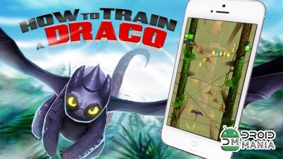Скриншот How to Train a Draco: The Game №3