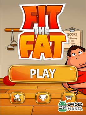 Скриншот Fit the Fat №1