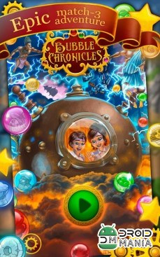 Скриншот Bubble Chronicles: Epic Travel №4