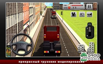Скриншот Road Truck Simulator №2