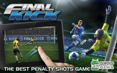 Скриншот Final kick: Online football №1