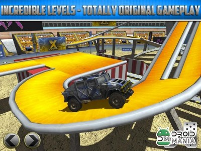 Скриншот 3D Monster Truck Parking Game №3