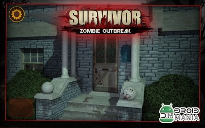 Скриншот Survivor: Zombie Outbreak №1