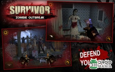 Скриншот Survivor: Zombie Outbreak №2