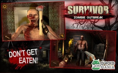 Скриншот Survivor: Zombie Outbreak №3