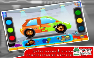 Скриншот Auto Car Mechanic - Tuning car №3