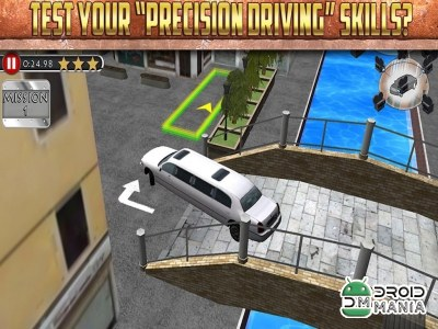 Скриншот 3D Limo Parking Simulator Game №2