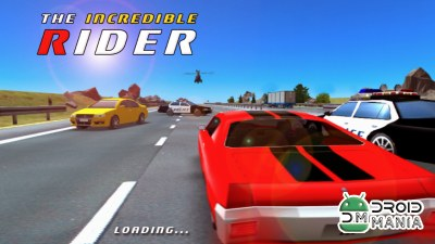 Скриншот Incredible Rider: Police Chase №1