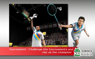 Скриншот Badminton: Jump Smash 2014 №4