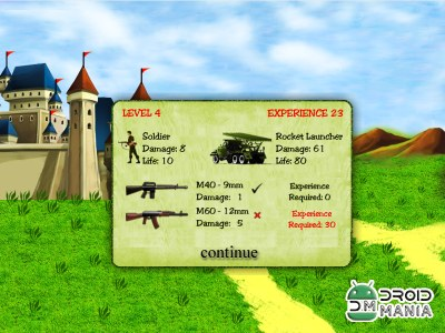 Скриншот King Castle Shooting Games №3