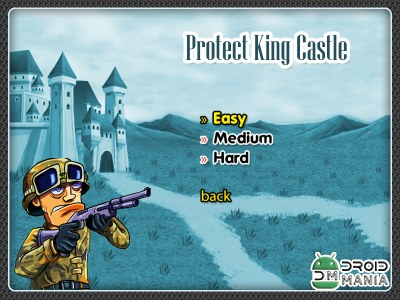 Скриншот King Castle Shooting Games №1