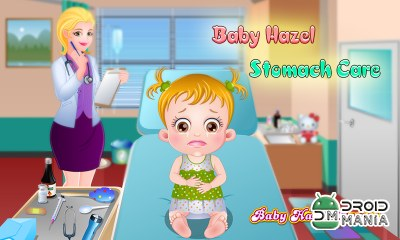 Скриншот Baby Hazel Stomach Care №1
