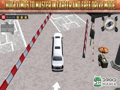 Скриншот 3D Limo Parking Simulator Game №4