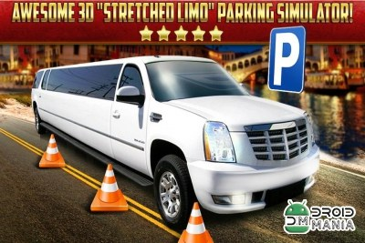 Скриншот 3D Limo Parking Simulator Game №1