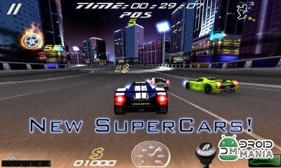 Скриншот Speed Racing Ultimate 2 №3